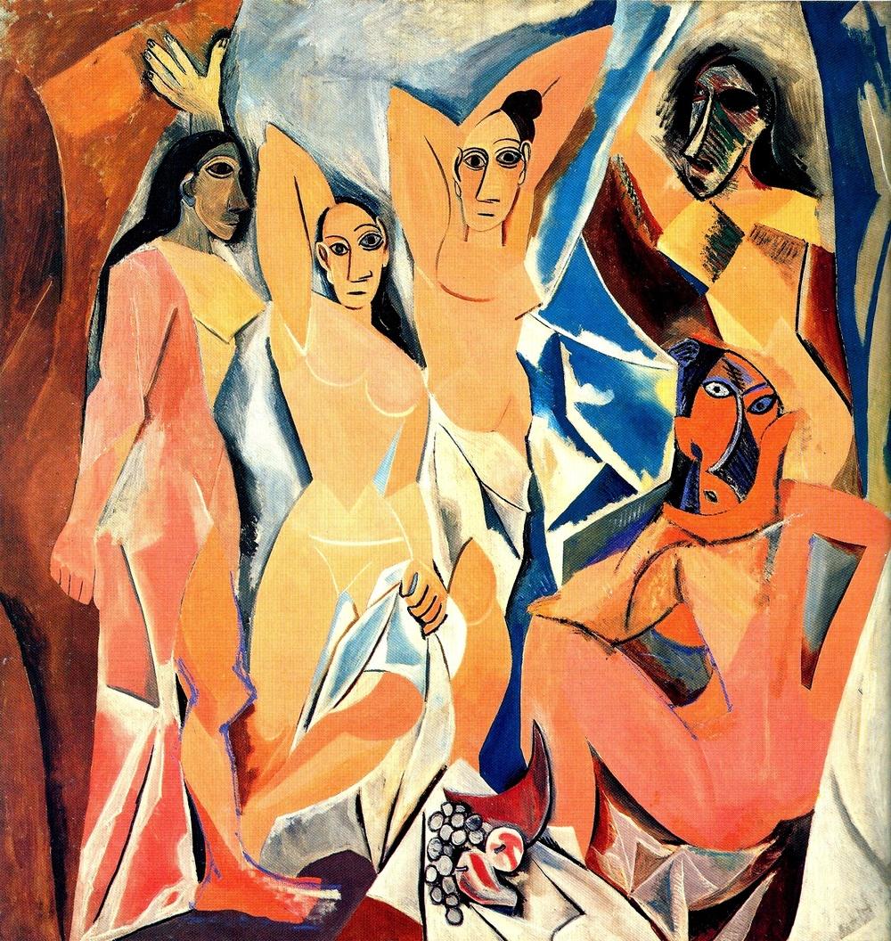Picassos damer