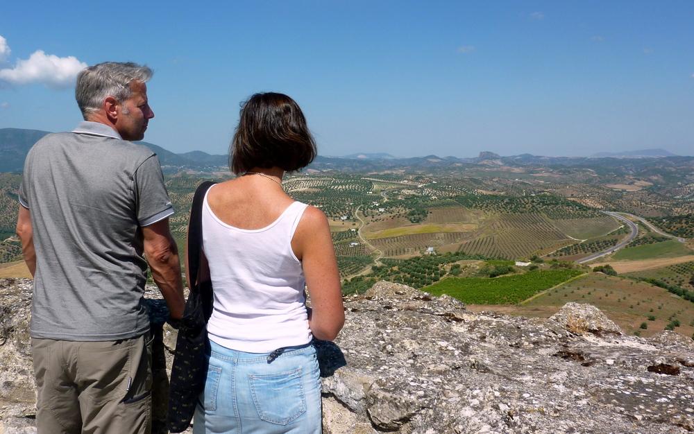 Ytterligare en fin resa med nästan hela familjen. Här i Andalusiens vita byar. En av de finaste resor jag har gjort.