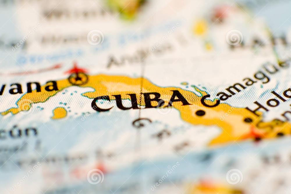Kubas huvudstad Havanna