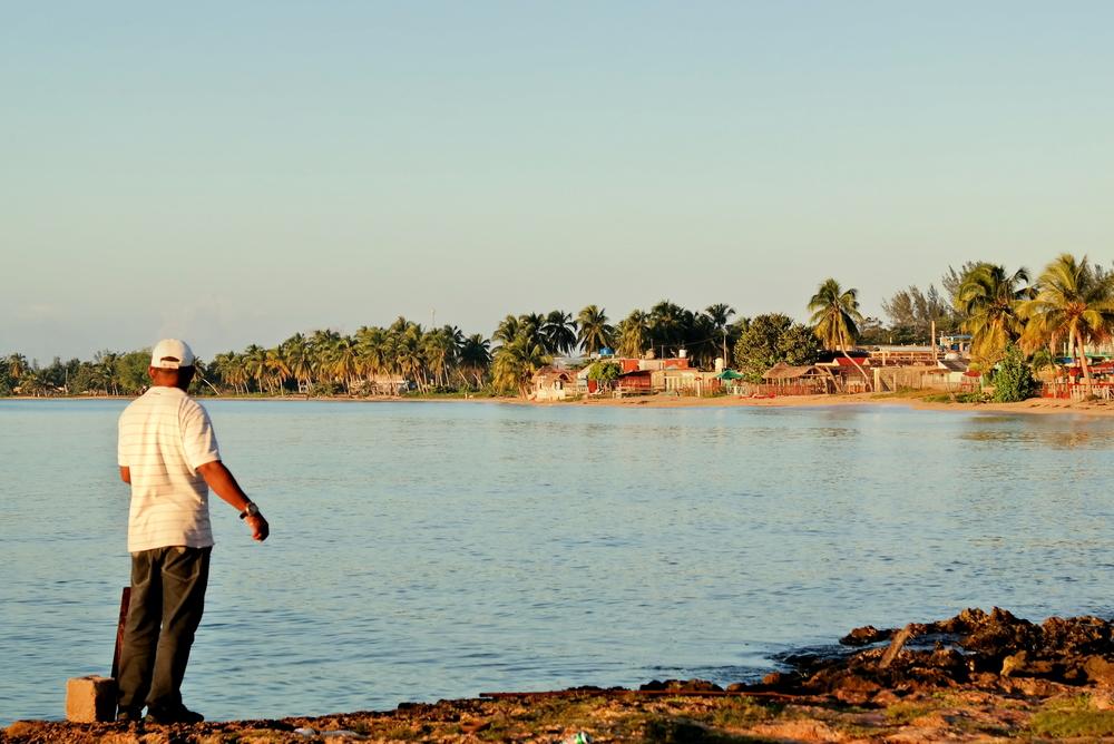 fisherman on cuba