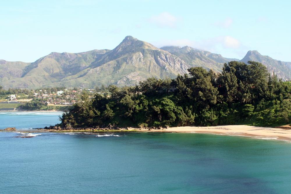 Madagaskar är världens fjärde största ö.