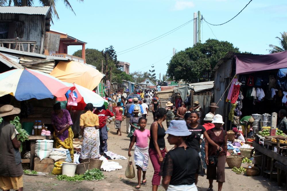 Antananarivo - eller kort och gott Tana.