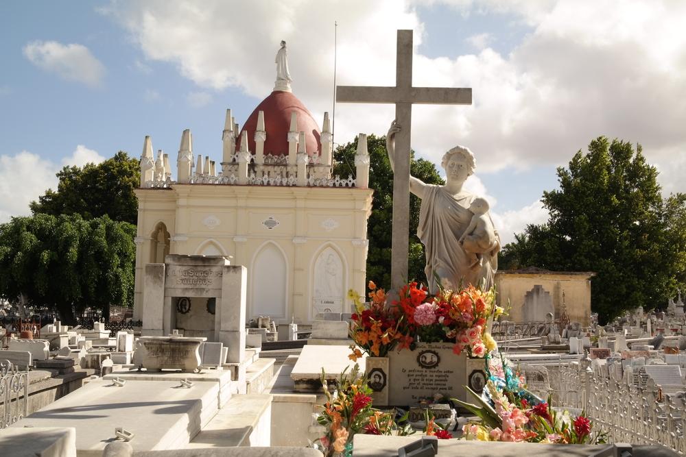 Cementerio de Cristóbol Colón i Havanna, Kuba