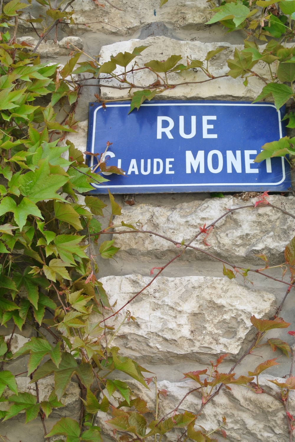 Claude Monets by Giverny