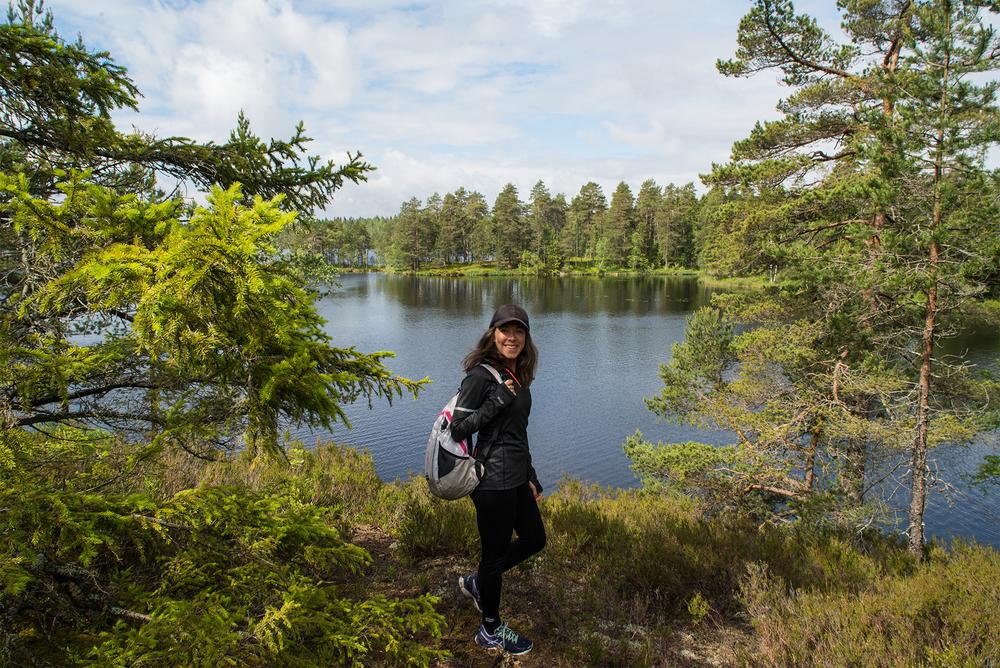 Gårdsjötorp, Kilsbergen. Photo by Laura Drosse