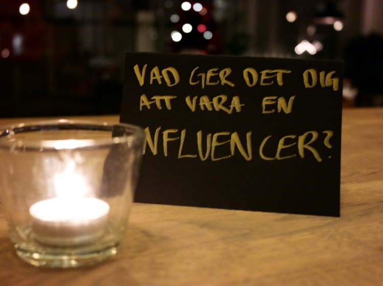 Influencers i Örebro