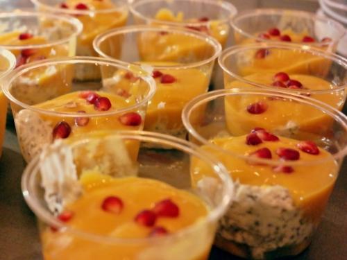 Solig mango och syrlig cajá