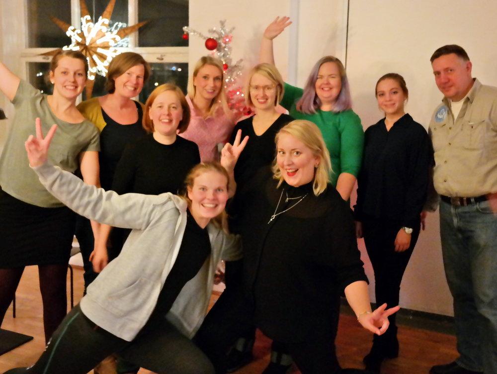 Influencers of Swedens Örebrogäng med InoS grundare  Linda Hörnfeldt .