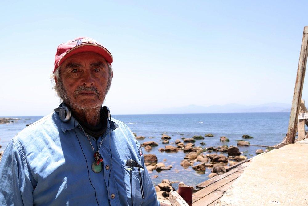 José den andre berättar att hela hans liv har handlar om havet.