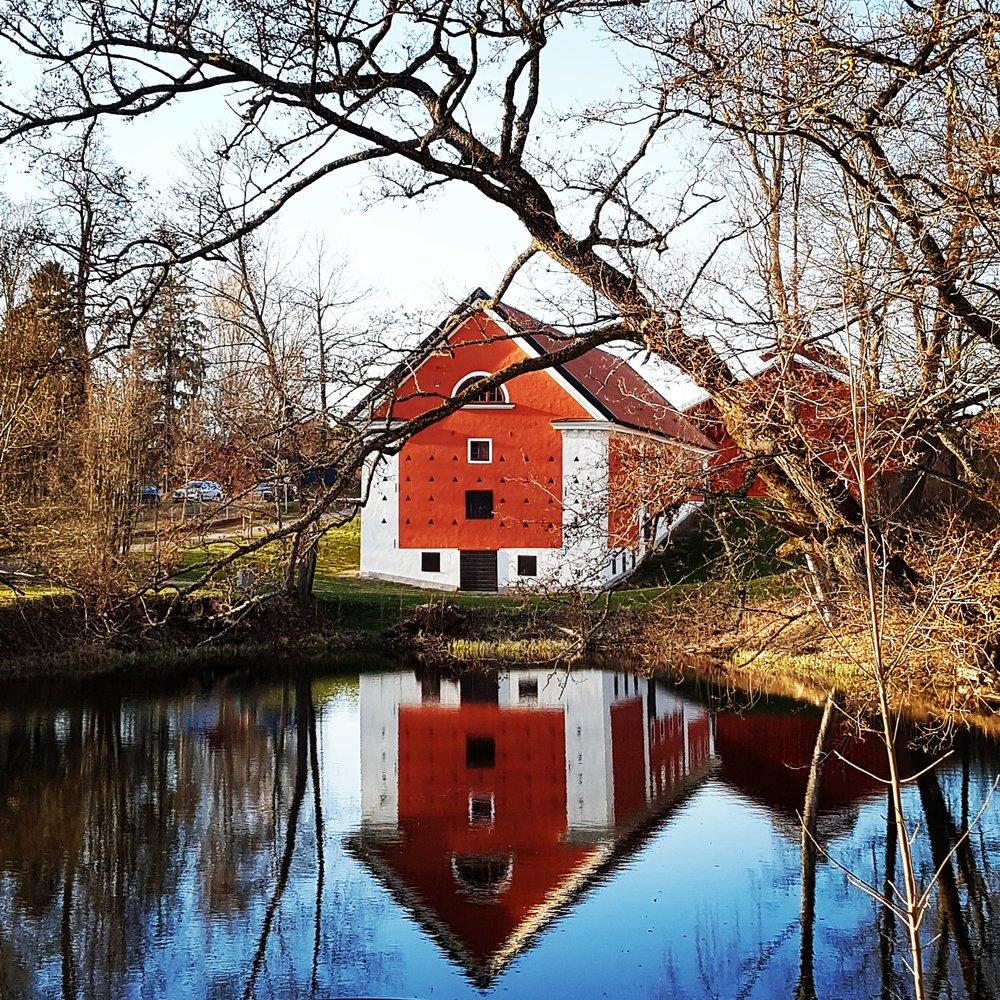 Månadens hemester - Rusakulan, Karlslund och Oset är bara några av Örebros alla naturfina ställen. April var en riktig hemestermånad då vi maxade både helger och kvällar med
