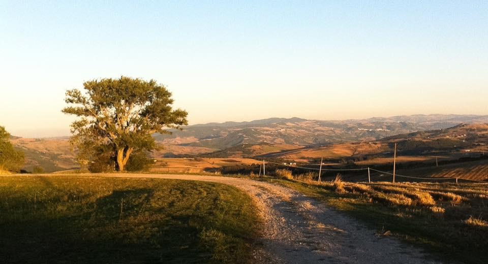 Regionen Molise i Italien. Foto: Karin Bergqvist