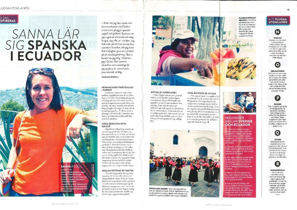 Sanna lär sig spanska i Ecuador-Metro Student-page-001.jpg
