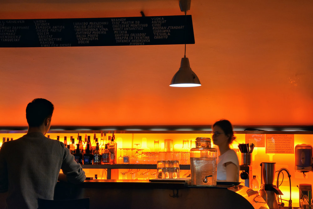 Hemliga barer behöver inte marknadsföras