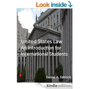 You can purchase an introductory ebook on US law for under $5, available on Amazon, iBooks, and elsewhere.