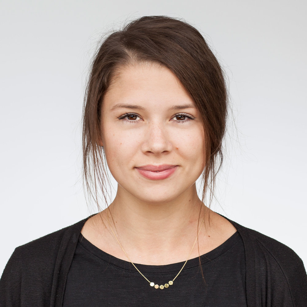Theresa  Röper . Studentische Hilfskraft