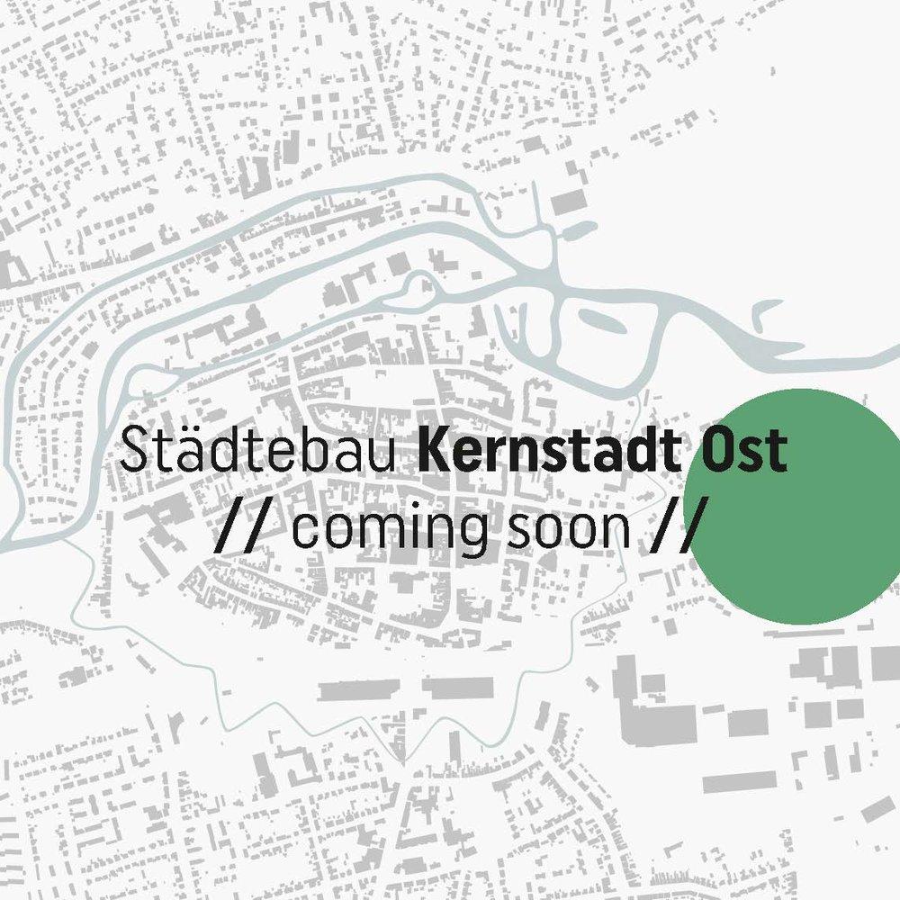 Umstrukturierung der Kernstadt Ost in Lippstadt - Städtebaulicher Realisierungswettbewerb . 2018