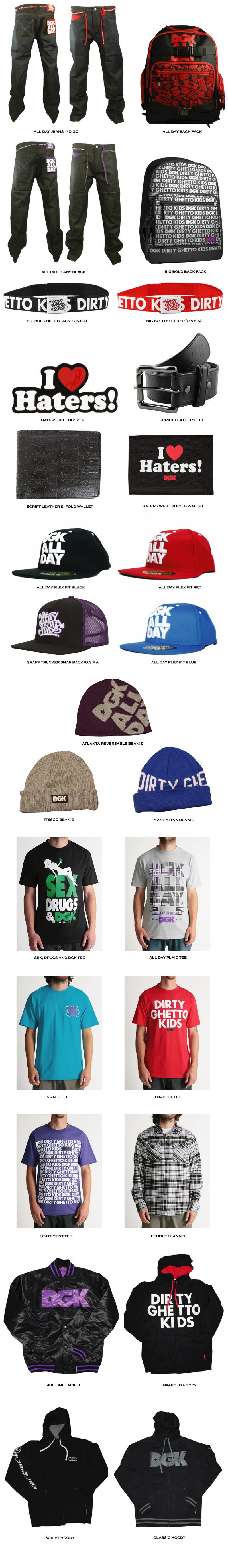 dgk clothing