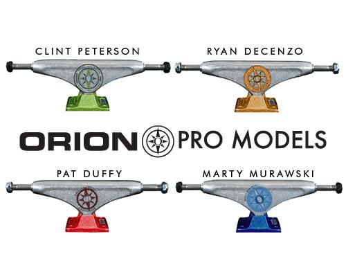 Orion Pro Trucks