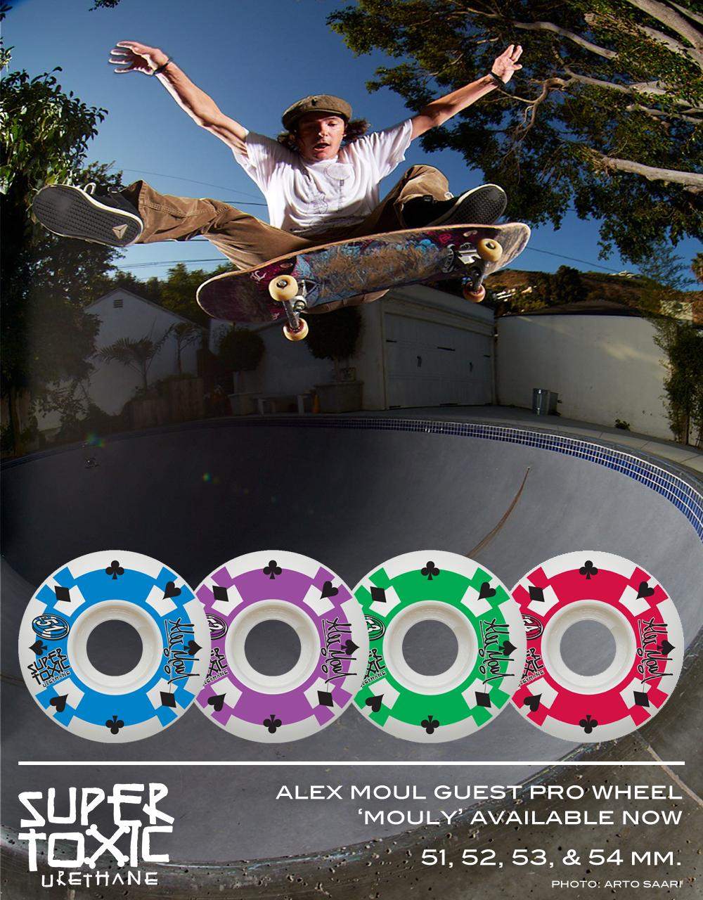 wheel flyer