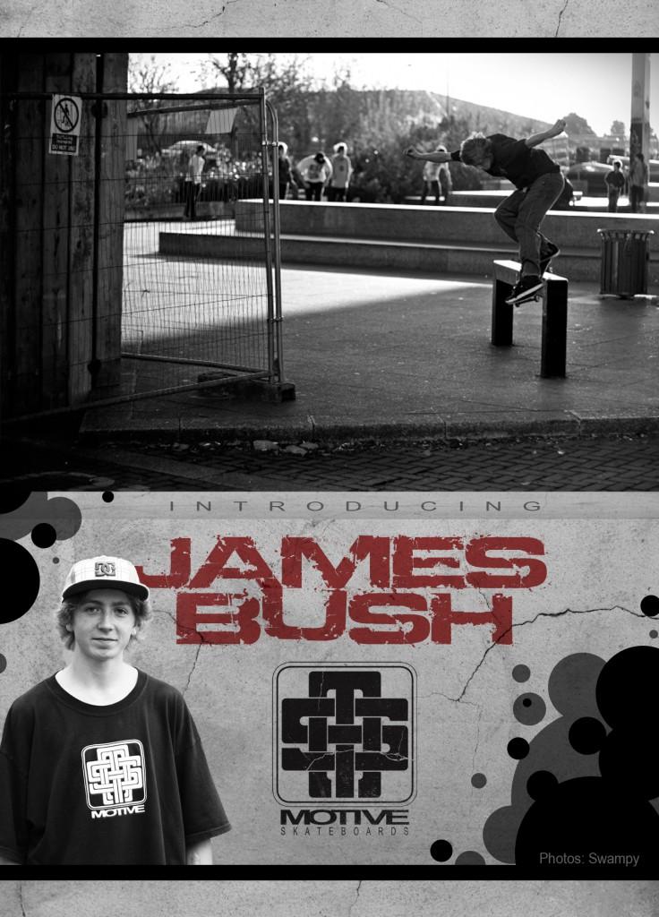 Motive James Bush Intro