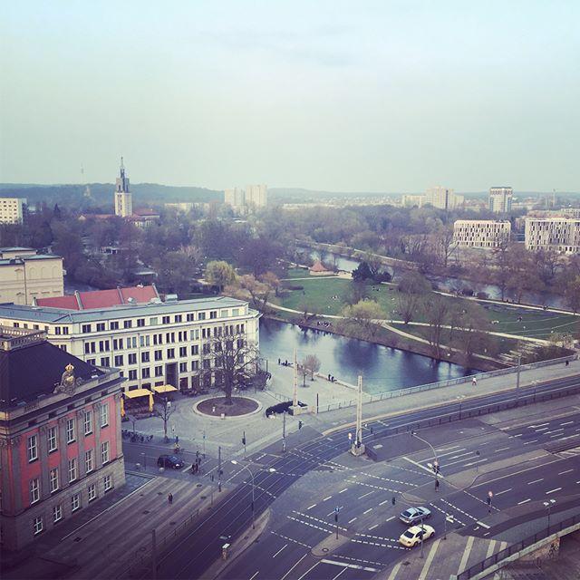 Room with a View. Potsdam #inselgrossergedanken