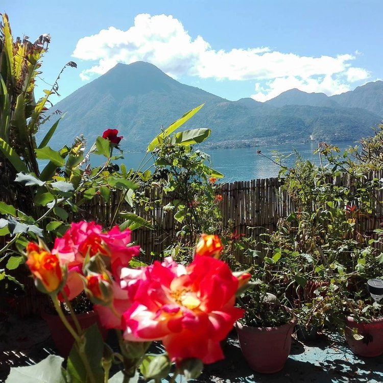 Welcome to The Sanctuary Guatemala, located in the highland Mayan village of San Marcos, overlooking breathtaking Lake Atitlán.