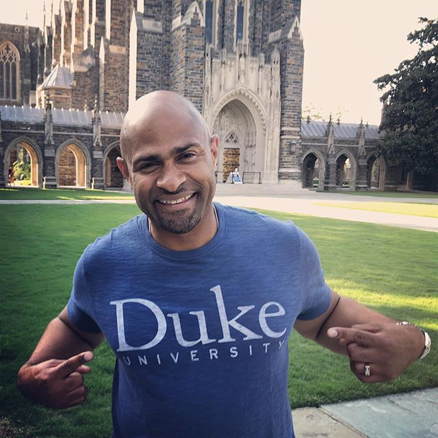 What an amazing week of study on the beautiful campus of @dukeuniversity! Thanks to the  @dukedivinity family for an amazing week! #newventures #doctoralstudies