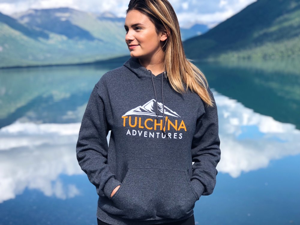 Lake Clark National Park Hoodies - $45.00 Sizes Small to 3XL.Contact us for purchase.