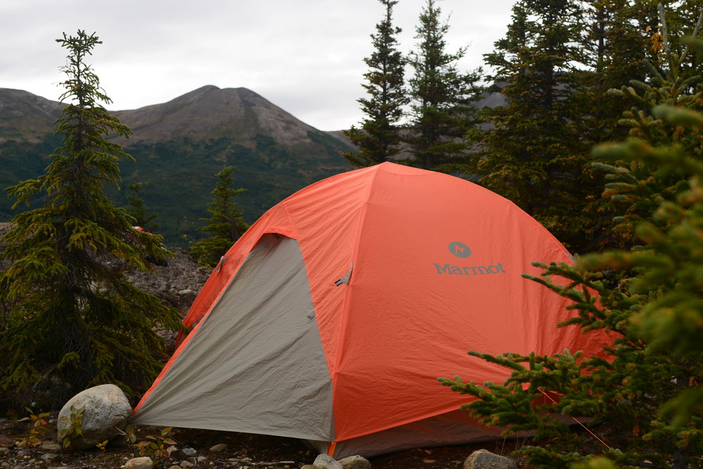 Marmot Tungsten 3 person backcountry tent
