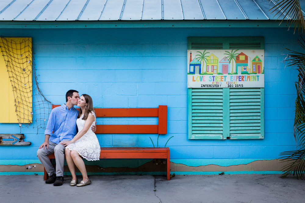 Love Street Engagement | Steve Daubs Studios