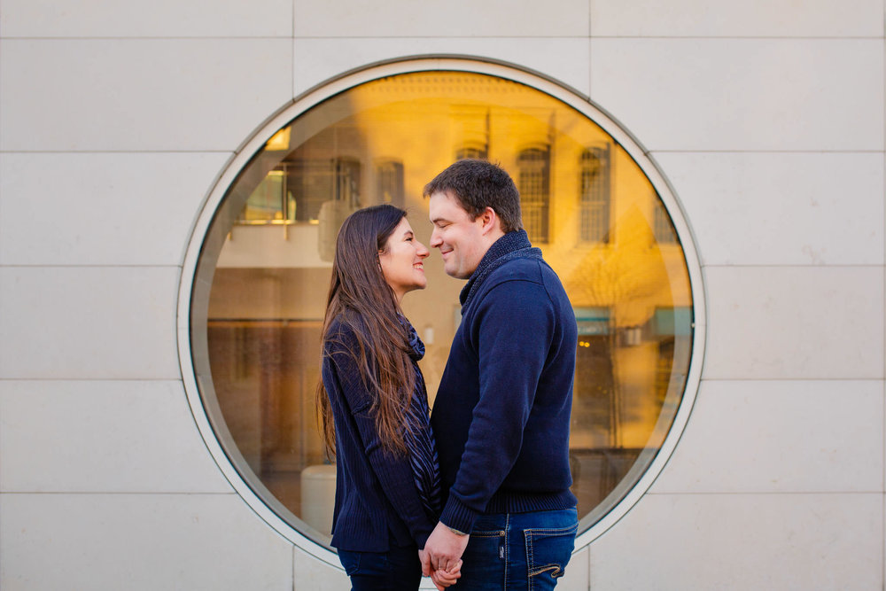 State Street Engagement Session