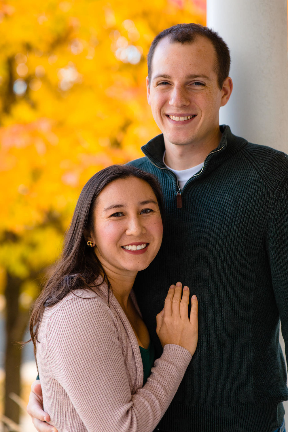 Fitchburg Engagement