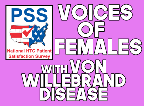 Voices of Females with Von Willebrand Disease