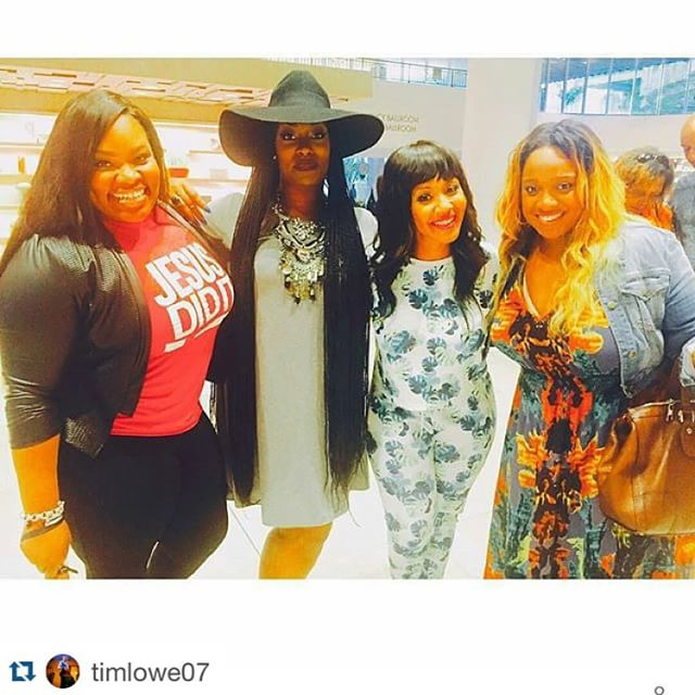 #Repost @timlowe07 with @repostapp. ・・・ The beginning of something great. So proud of my bff. I'm driving and crying!  #blessed #love #support #lbgospelfest