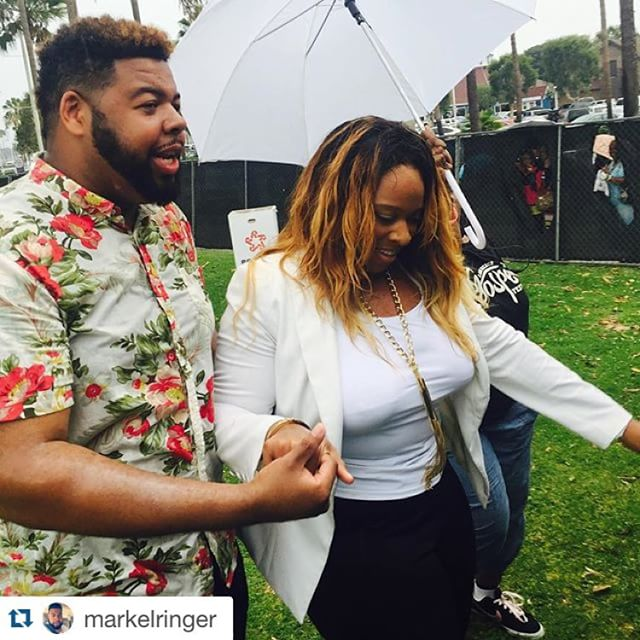 #Repost @markelringer with @repostapp. ・・・ My highlight at yesterday's LONG BEACH GOSPEL FEST @lbgospelfest 😁 Had so much fun working with @kierrasheard #lbgospel #lbgospelfest #kierra #eleven60