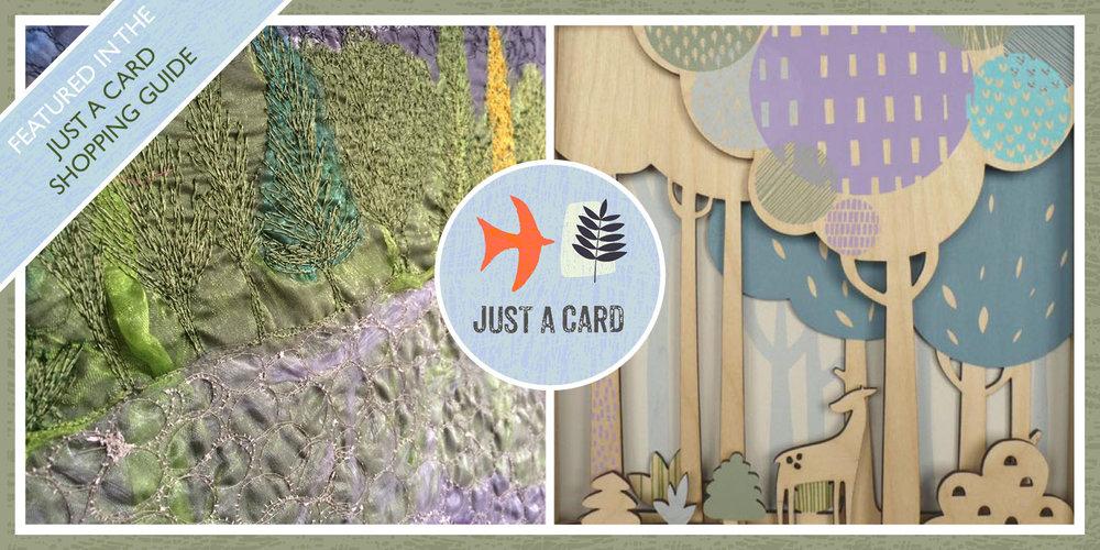 Juliet Textile Artist & Crafter, Hooperart