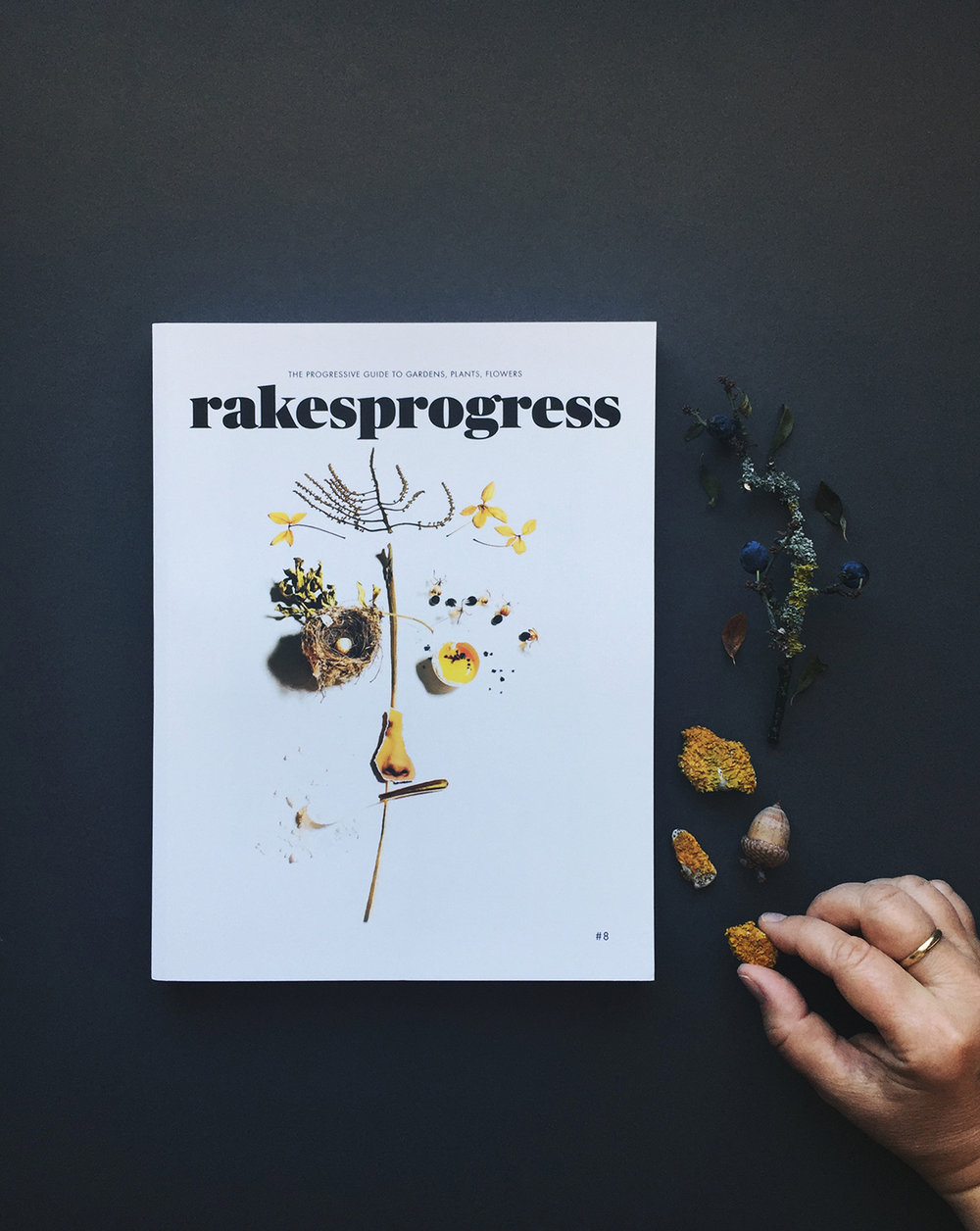 Rakesprogress Magazine Volume 8 product photography.jpg