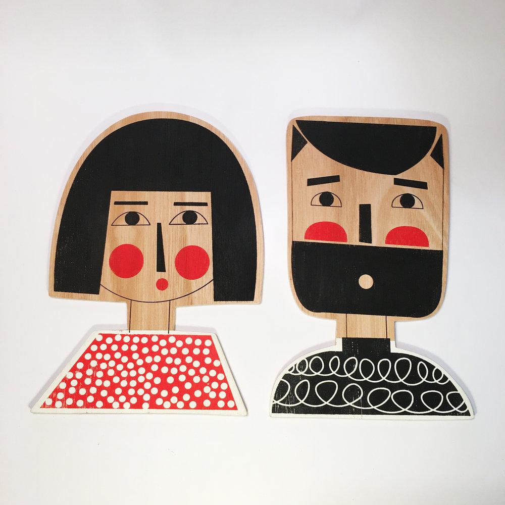 Fiona Wilson Bob Girl and Woolly Jumper Man.jpg