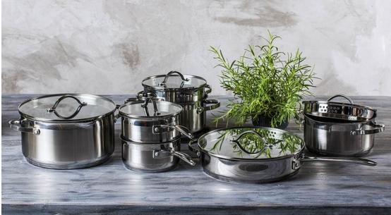 Kasserolle for kresne kokker. Sabor Ultimate er kasserolleserien for matglade kokker som vet å stille høye krav til sine kokekar....