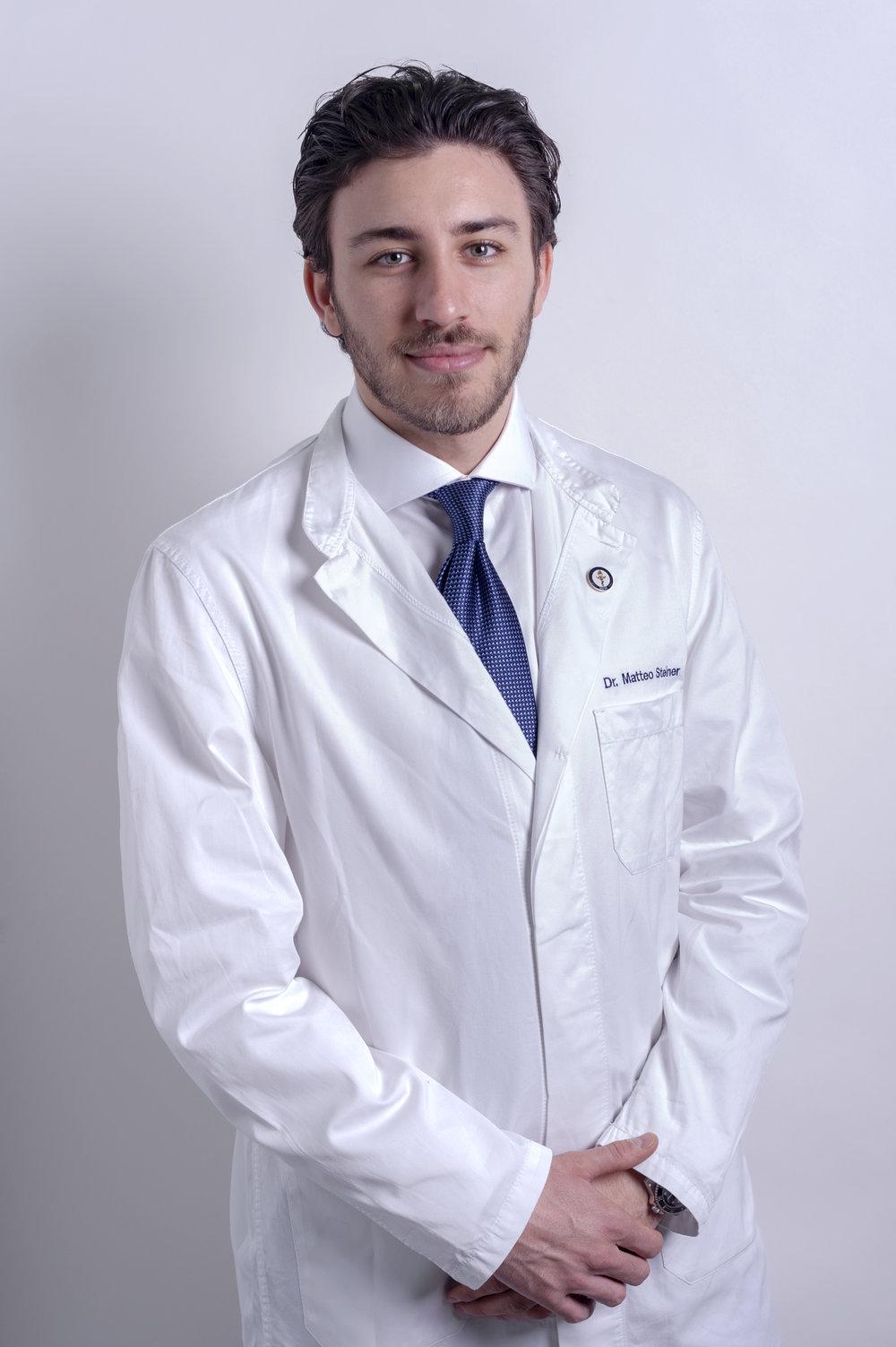 dr matteo steiner chiropratico