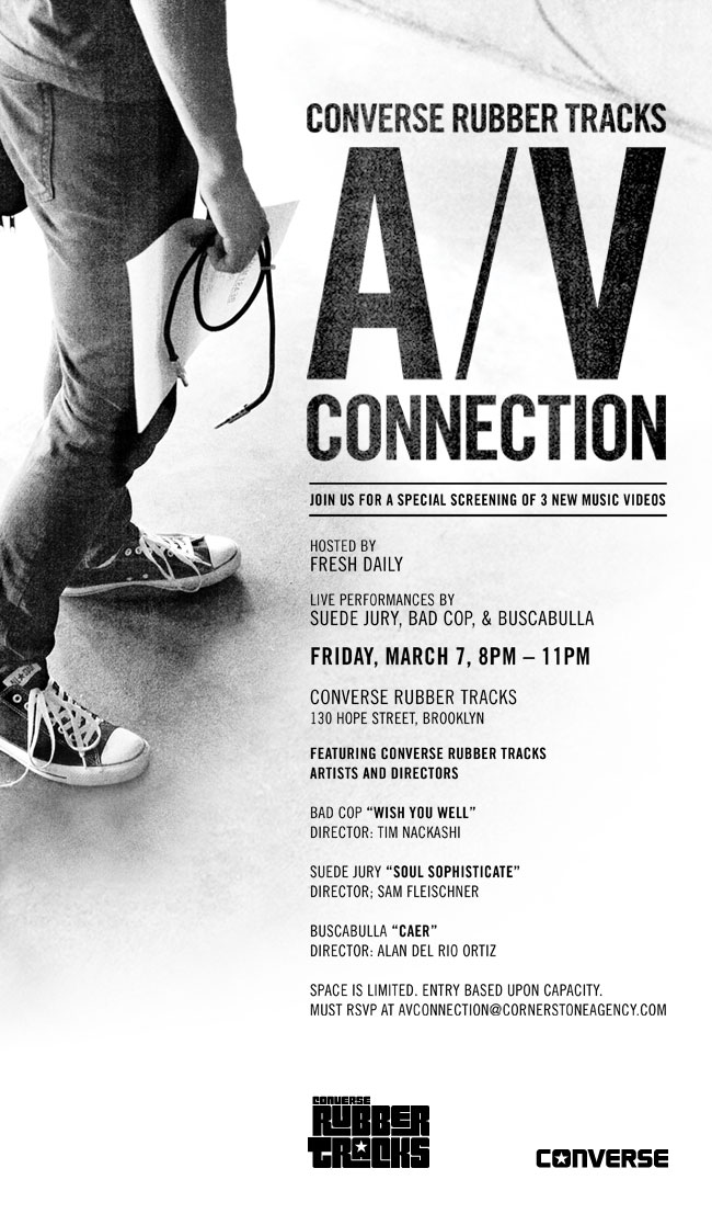 Converse FA14 All Star Lookbook / click to view