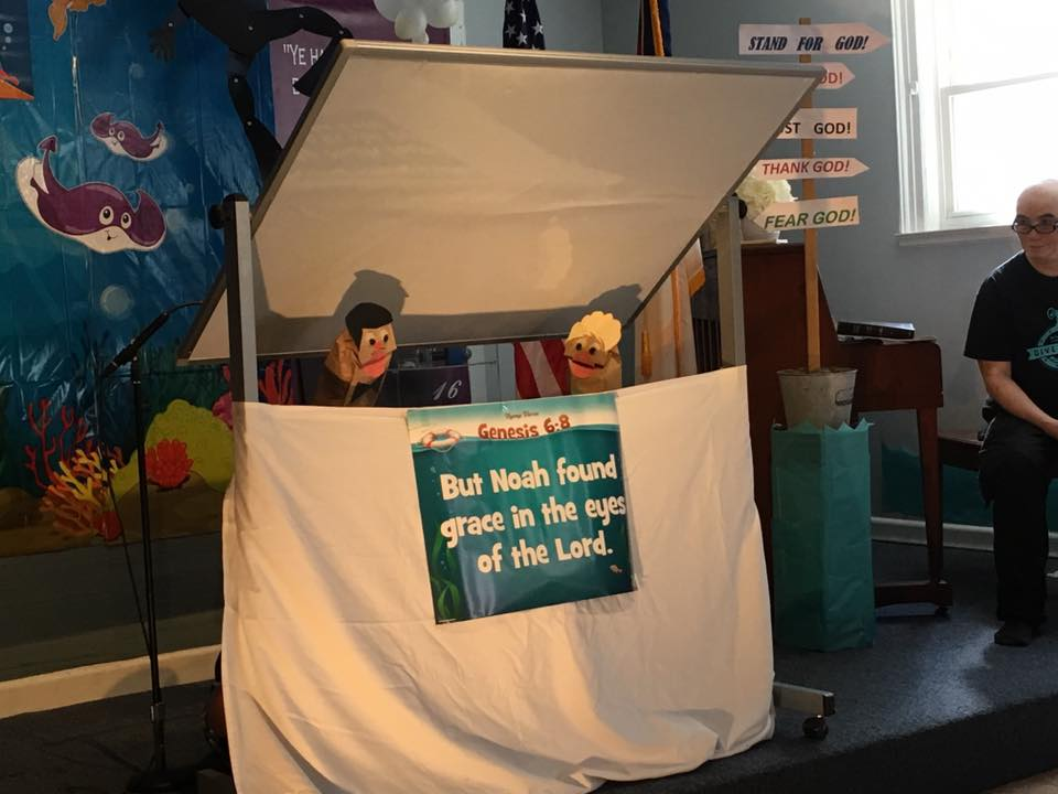 VBS Day 2 -