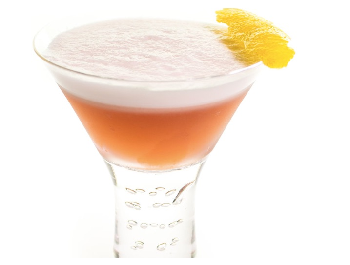 Fannie Ward Cocktail - Ingredients:White of an eggJuice from ½ Lime2 oz TRUE Grenadine1.5oz white rumInstructions: Shake all ingredients in a Boston-style shaker without ice for 15 seconds. Add ice and shake for another 30 seconds. Strain into a chilled coupe glass. See our detailed guide to egg-white cocktails.