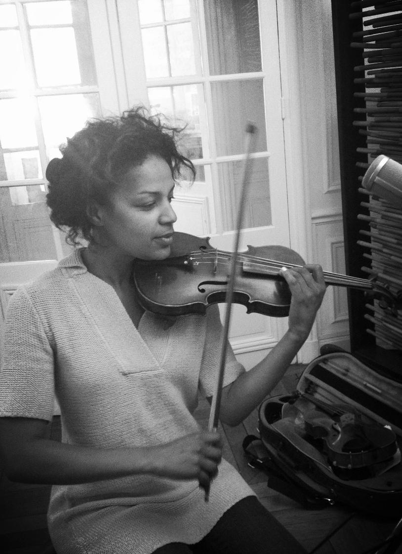 Luce Goffi, violon