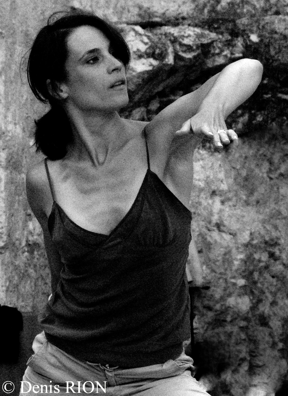 Marina Chojnowska-Ligeron, danse