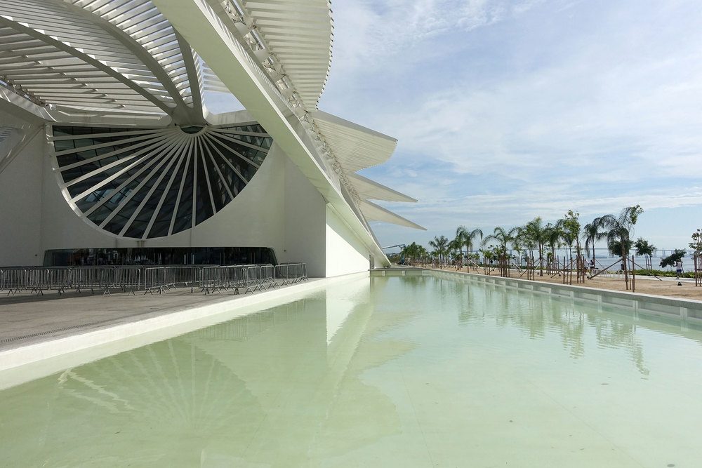 Copy of Museum of Tomorrow by Santiago Calatrava