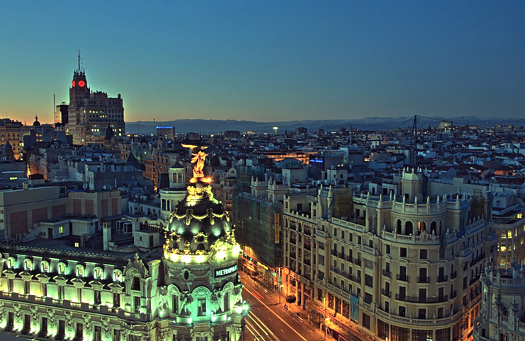 Madrid   Melting pot of cultures