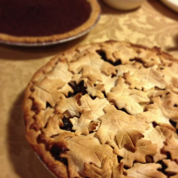 And holiday pies!