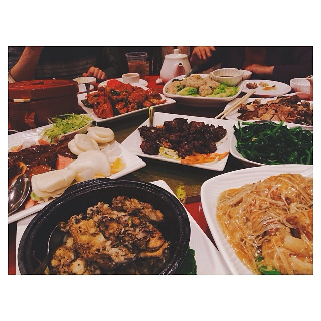 The comforts of coming home. #chinesefood #cny #626forever #losangeles
