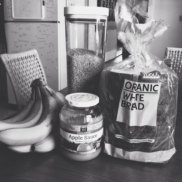 Introducing a foodie's dream diet: The BRAT Diet. #iwantrealfood
